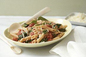Spinach Pasta Toss