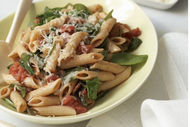 Spinach-Pasta Toss