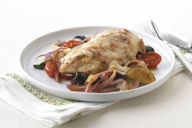Mediterranean Mozza-Chicken Image 1