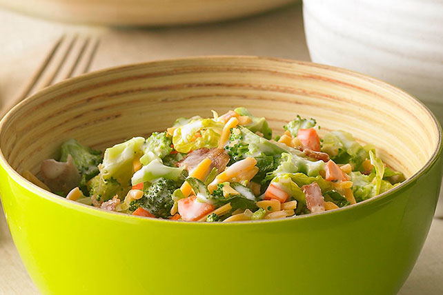 Garden Chopped Salad Recipe Image 1