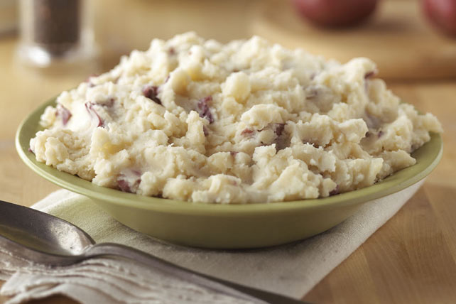 Creamy Parmesan Mashed Potatoes Image 1