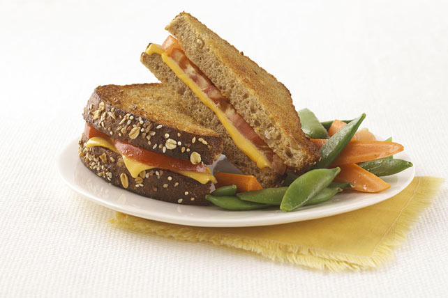 Better-for-You Grilled Cheese Sandwich Image 1