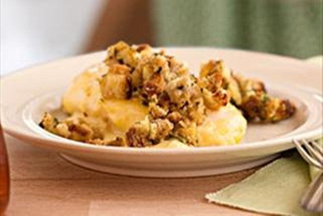 Baked Swiss Chicken Image 1