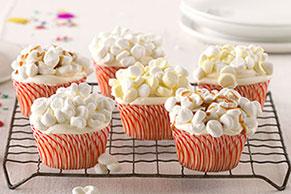'Popcorn' Cupcakes