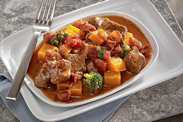 Butternut Squash Beef Stew Image 1