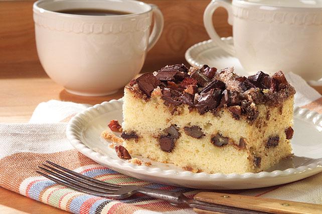 Pastel de canela con trocitos de chocolate Image 1