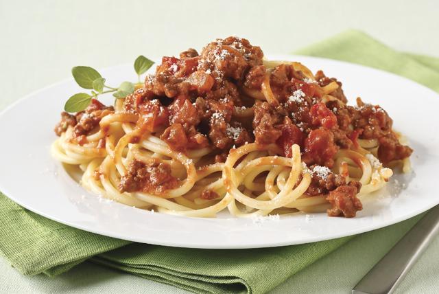 Espagueti a la boloñesa Image 1