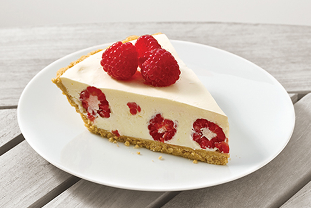 Raspberry-Lemonade Pie Recipe