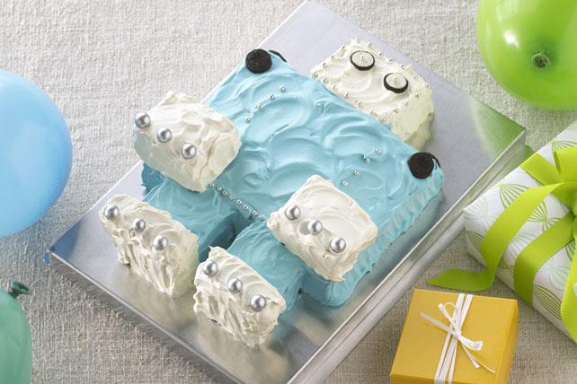 Gâteau « robot » Image 1