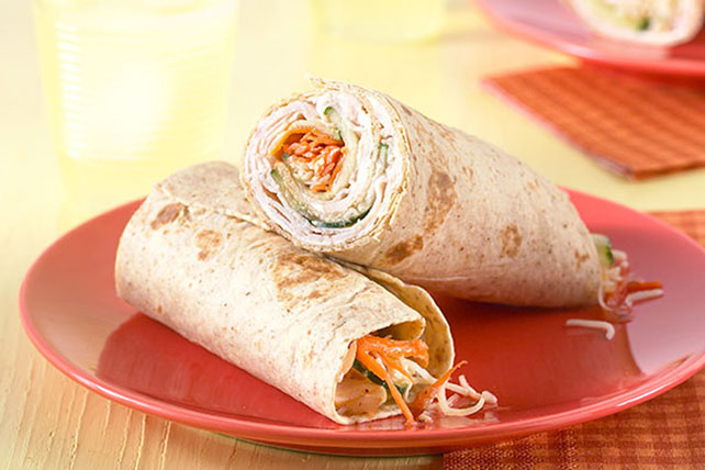 Tuscan Turkey Wrap Image 1