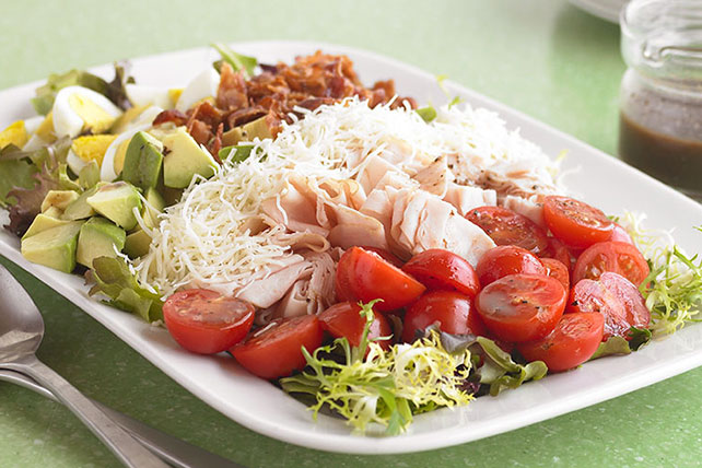 Classic Cobb Salad Recipe