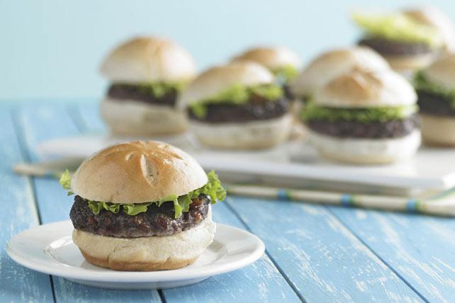 Ultimate Caesar Burgers Image 1
