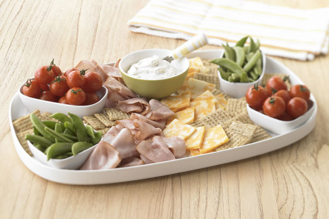 Easy Entertaining Platter Image 1