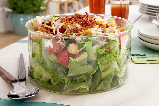 Layered BLT Salad Image 1