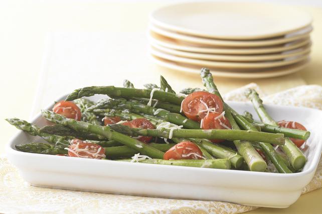 Italian-Style Asparagus Image 1