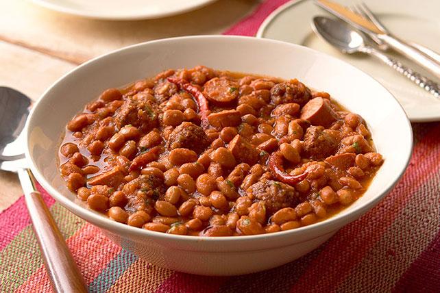Potluck Ranchero Beans Image 1