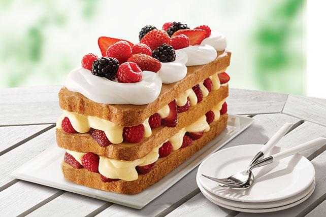 Divino pastel de bayas Image 1