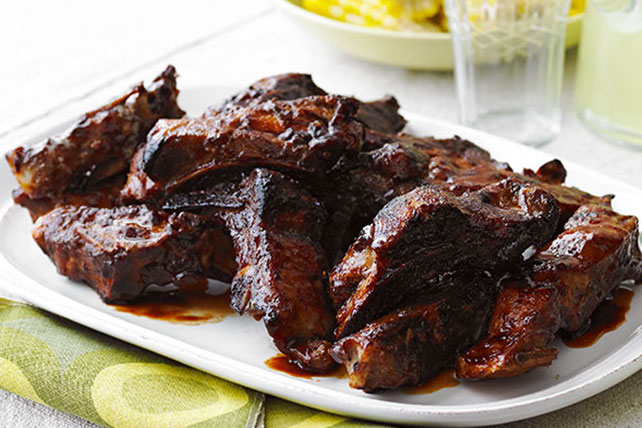 BBQ Country-Style Ribs - Kraft Recipes