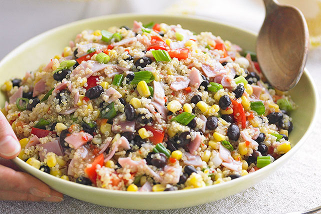 Colorful Quinoa Salad Image 1