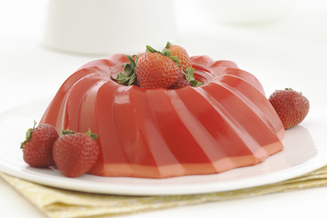 Strawberry Surprise Dessert Image 1