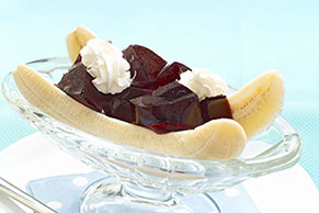 Black Cherry-Banana Split