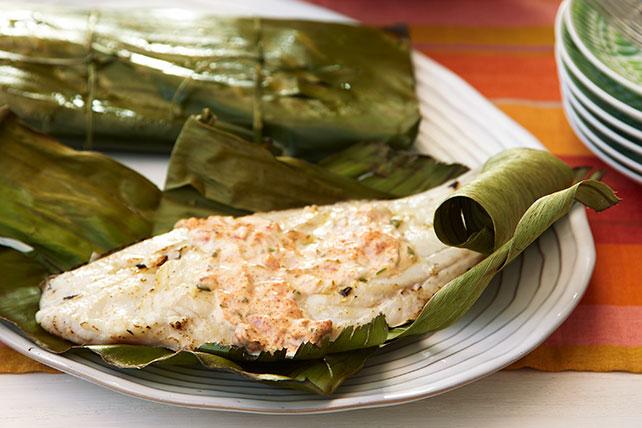 Huachinango con salsa de pimientos asados Image 1