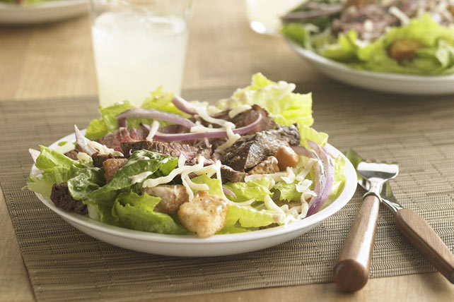 Steak Caesar Salad Image 1