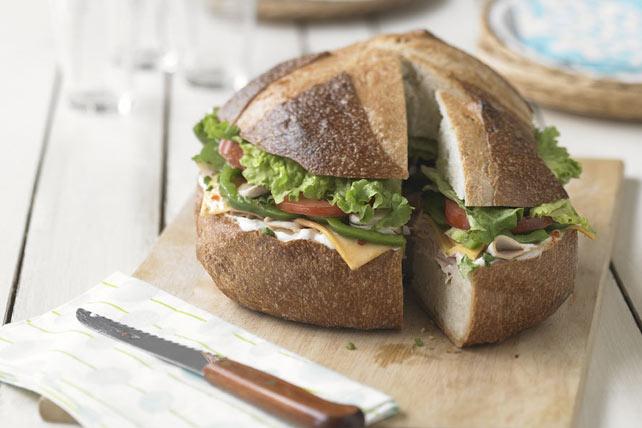 Sandwich du héros Image 1