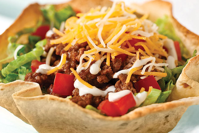 Weeknight Taco Salad Image 1