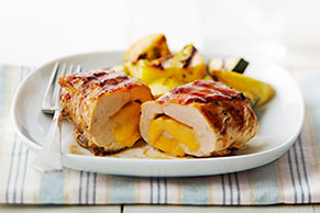 Grilled Chicken Roller