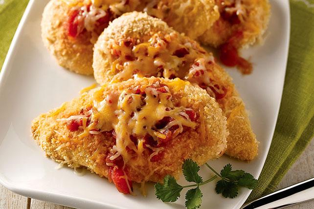 Crispy Santa Fe Chicken Image 1