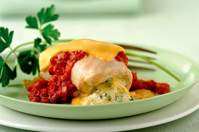Italian-Style Chicken Roll-Ups Image 1