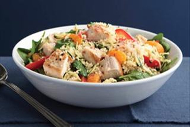 Chicken-Couscous Salad Image 1