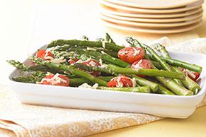 Italian-Style Asparagus