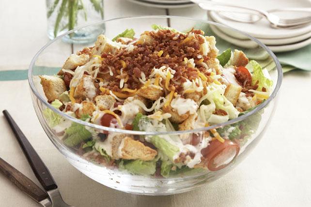Salade BLT étagée Image 1