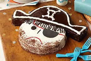 Buccaneer Cake Image 1