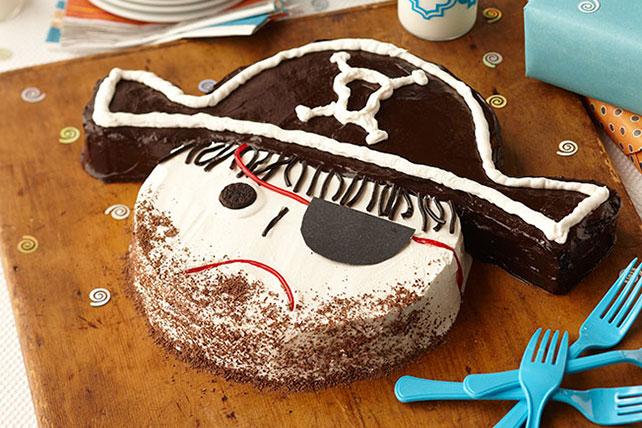 Gâteau Corsaire Image 1