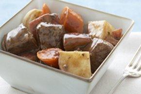 BULL'S-EYE Beef Stew