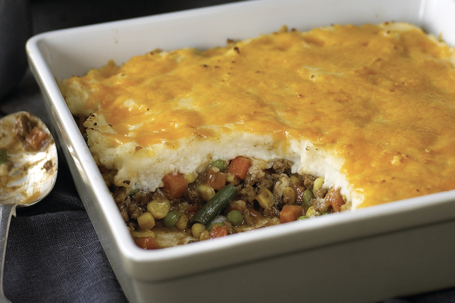 BULL'S-EYE Shepherd's Pie Image 1