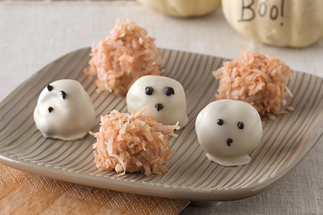 Easy Halloween Truffles Image 1