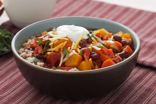 """Chili"" de vegetales Image 1"