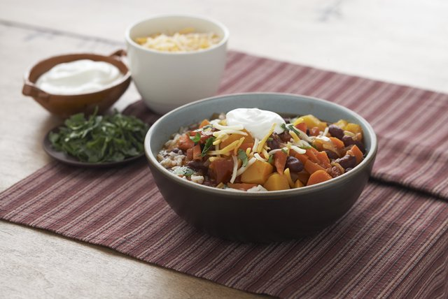 Veggie Chili Recipe Image 1