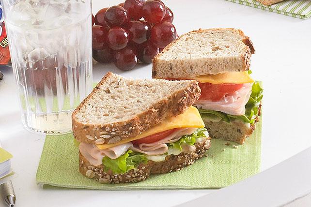 Sándwich de pavo Image 1