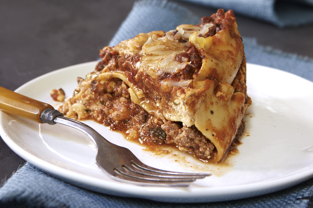 Slow-Cooker Lasagna Recipe - Kraft Canada
