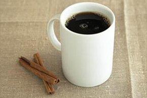 Café à la cannelle