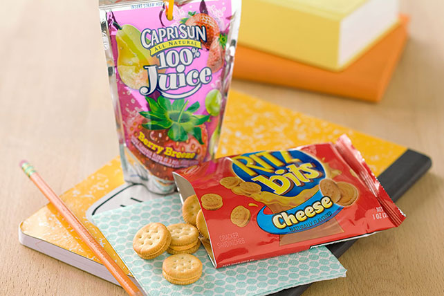 RITZ Bits After-School Nibbles Image 1