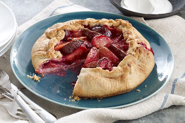 Tarta de frutas estilo libre Image 1