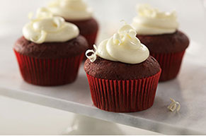 Red Velvet Cupcakes Image 1