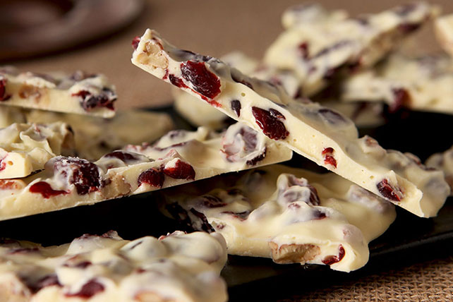 BAKER'S ONE BOWL Cranberry Bark