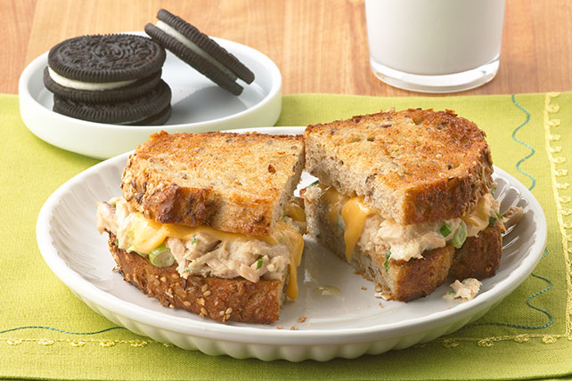 Grilled Tuna Melt Image 1